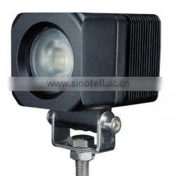 high lumen led work lamp interconnectable 10W LED