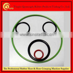 QTD Colored rubber o rings
