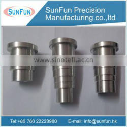 sunfun 100% inspection cnc car spare parts from China