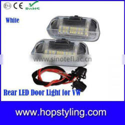 Direct factory offer high quality car door light,led car logo door light for VW GOLF 6