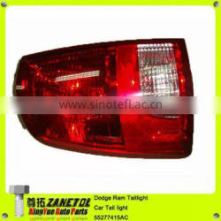 Car Auto Taillight car Tail light For Dodge Ram 55277415AC 055277415AC