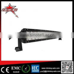 Hot sale!!! 4wd led light bar 120w led curved light bar for offroad truck light