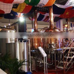 draught beer machine Micro beer brewing equipment restaurant beer brewing equipment