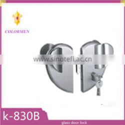 Hot Sale Online Shopping Aluminum Alloy Or Stainless Steel Double Glass Door Lock
