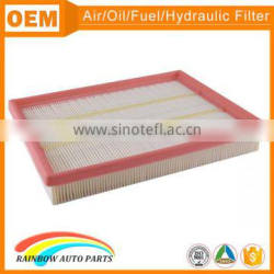 9041833 polyurethane molded air filter car with hi-performance wood pulp paper