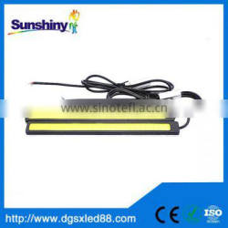 Factory wholesale price yellow color led daytime running light ford focus
