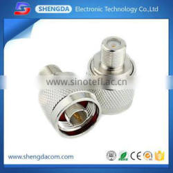 N FEMALE connector for LMR400 coaxial cable,FEMALE connector for ac adapter,n female bulkhead connector