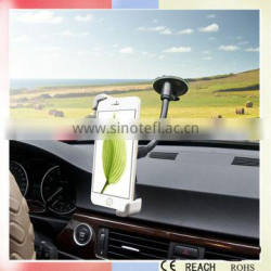 Gooseneck Windshield Car Mount With Strong Suction Cup Mount for Smart phone