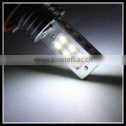 dc 12v h8 h9 h11 smd 5630 auto car pure white led fog light drl daytime running light bulb lamp car fog lamp