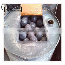 CEMENTE PLANT GRINDING MEDIA CASTING BALLS