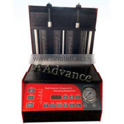 Fuel Injector Cleaning Machine 4 Cylinder In High Quality