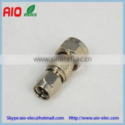 SMA male to f male rf connector adapter adaptor converter