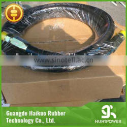 Low Pressure Hydraulic Rubber Hose SAE100 R4 Assembly