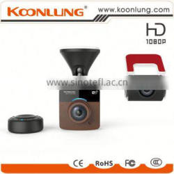 Car DVR Full HD 1080P Night Vision Car Recorder dual camera logo free car front and rear camera