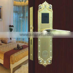 elegant & high class RF card hotel lock