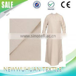 100% Polyester Fabric For Arabic Robes