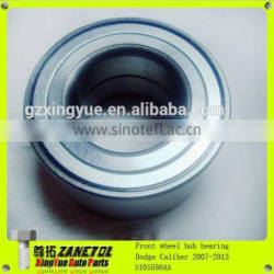 Front wheel hub bearing 5105586AA for Jeep compass Patriot all model 2007-2013 Dodge Caliber 2007-2013