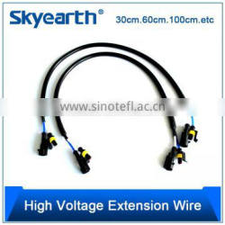 XENON HID Ballast to Bulb Extension Wire Harness