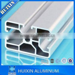 30*30 Industrial assembly line aluminum profiles/special fittings for aluminum profile
