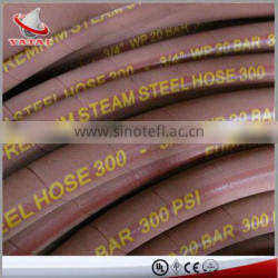 High Oil Resistant High Pressure High Temperature Rubber Hose