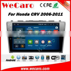 Wecaro WC-HC1023 10.2 inch android 4.4/5.1 car stereo for honda crv 2006 - 2011 With Wifi and 3G GPS Radio RDS navigation System