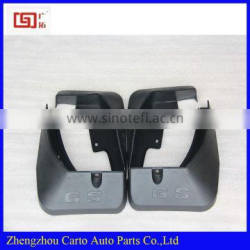 ABS Mud Flaps Splash Guard car Mudguard material For MG GS Accessories 2015