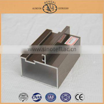 Aluminum Window Profile Frame Parts Made in Foshan, China Gold Supplier