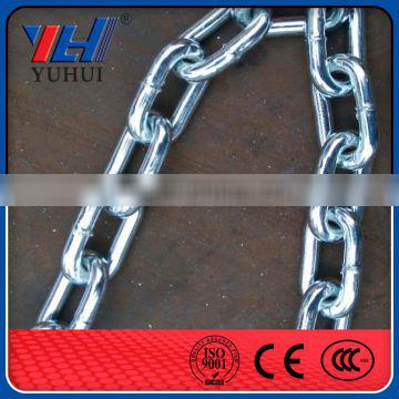 welded link chain manufacturer direct supply