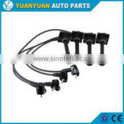 toyota carina parts 90919-22327 ignition wire set for toyota corolla toyota avensis 1992 - 2003