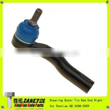 19312653 45A2471 Steering Outer Tie Rod End Right for Chevrolet Caprice 2011-2014 Pontiac G8 2008-2009