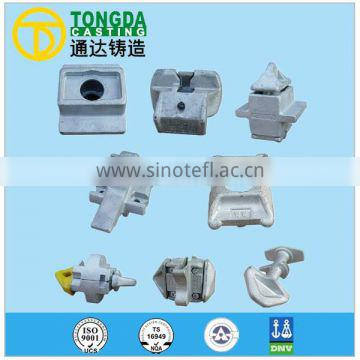 ISO9001 TS16949 DNV BV ABS OEM Casting Parts High Quality Marine Accessories Parts