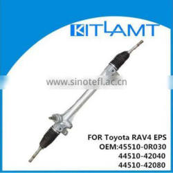 automobile types of steering gear box for Toyota RAV4 EPS 45510-0R030/44510-42040/44510-42080