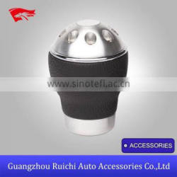 China Factory High Quality Black Leather Racing Universal Gear Shift Knobs