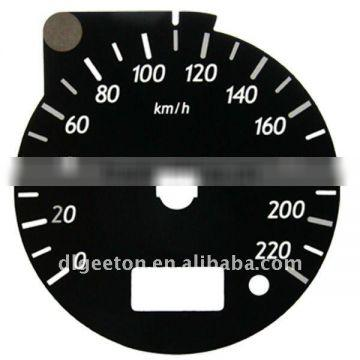 Speedmeter Auto Dashboard Panel