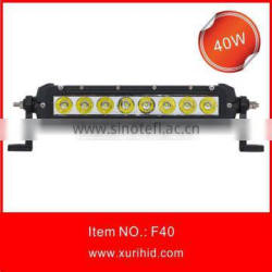 Cheap 40w led light bar extension cable