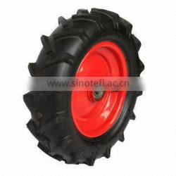 Air Pneumatic Wheel, Suitable for Low-speed Applications, 400-8