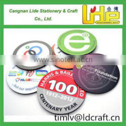 2017 factory wholesale cardboard drink coasters / paper costers