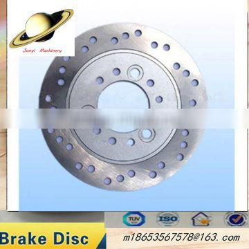 Drilled brake plate made of G3000 cast iron OEM:34111158040