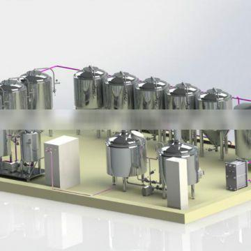 Gold supplier !! beverage and fruit wine equipment