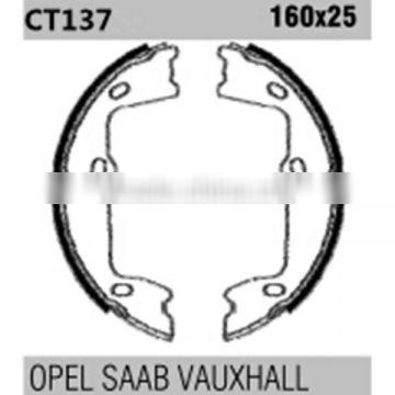 GS8237 1605 686 for Cadillac Opel vauxhall Sabo with best brake shoes price