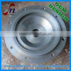 Stainless steel Cylinder hub for industrial equipment