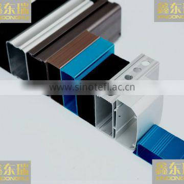 Aluminum Extrusion for tiling and flooring profiles