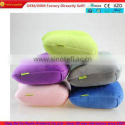 2014 safety brand inflatable airplane pillow