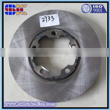 Steel Material vented Type Auto Parts
