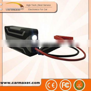 14000mAh 3.7V high-capacity Li-polymer power station with 600A(peak) 12000mah car jump starter