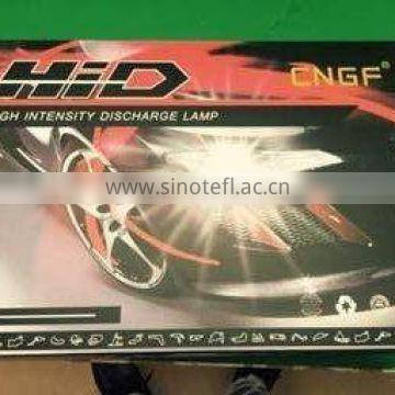 Factory wholesale hid xenon kit,hid cars lamps 12V 35W,55W,single bulb, Bi-xenon bulb and High/low bulb