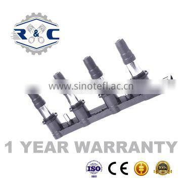 R&C Factory High Quality Car Spark Coils Koil Pengapian mobil 55584745 For Chevrolet Cruze /Buick aveo Auto Ignition Coil