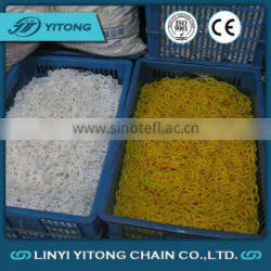 Competitive Price Decorative Engineering Plastic Roller Chain