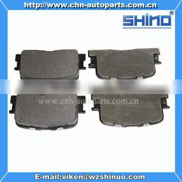 auto spare parts Brake system brake pads for chery A5 (OEM A21-3501090)