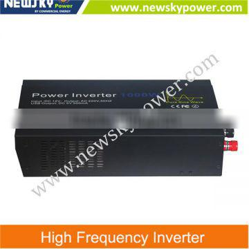High Frequency Pure Sine Wave power solar dc ac inverter